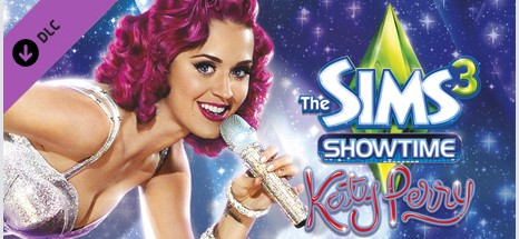 The Sims 3 Showtime -  Katy Perry