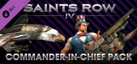 Saints Row IV Commander In Chief DLC Pack