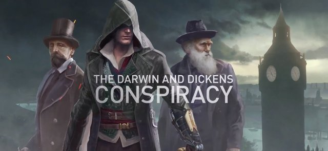 Assassin's Creed Syndicate - The Darwin and Dickens Conspiracy