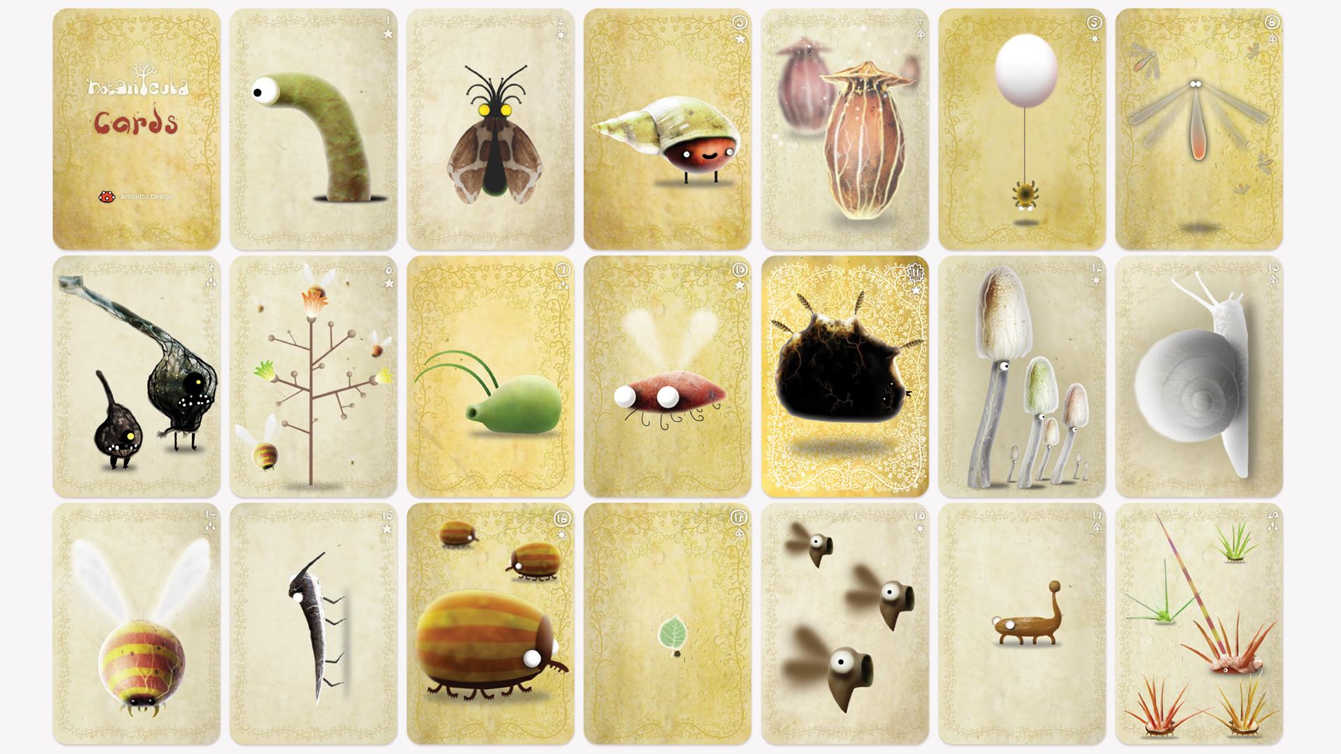 Botanicula Collector
