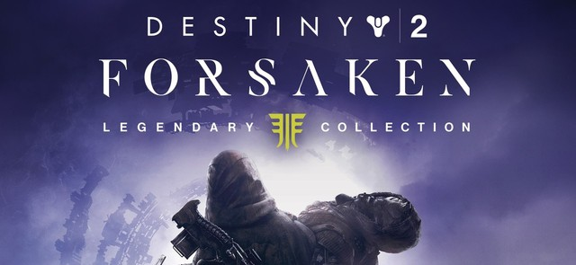 Destiny 2: Forsaken - Legendary Collection (PS4)