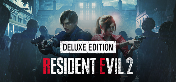 Resident Evil 2 / Biohazard RE:2 Deluxe edition (Xbox One)