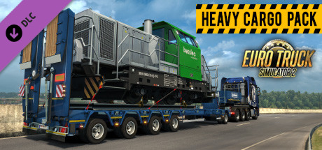 Euro Truck Simulátor 2 - Heavy Cargo Pack