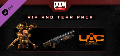DOOM Eternal: The Rip and Tear Pack