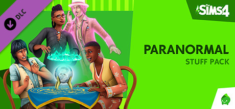 The Sims 4 Paranormálno