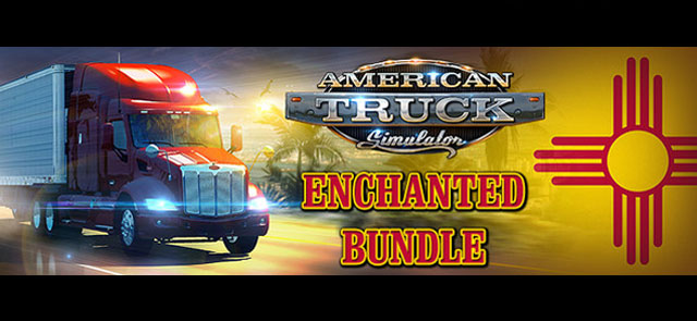 American Truck Simulator Enchanted Edition (Gold Edition)