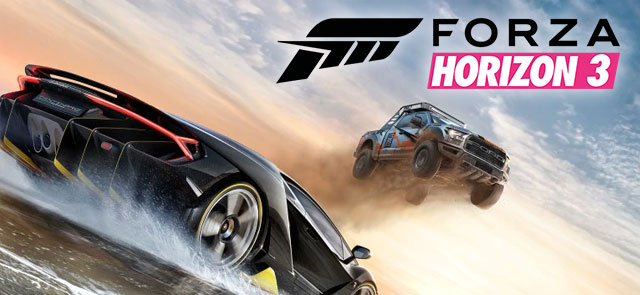 Forza Horizon 3 (Windows 10 / Xbox One)