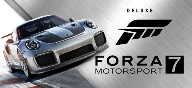 Forza Motorsport 7 Deluxe Edition (Xbox One / Windows 10)