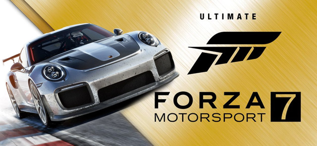 Forza Motorsport 7 Ultimate Edition (Xbox One / Windows 10)