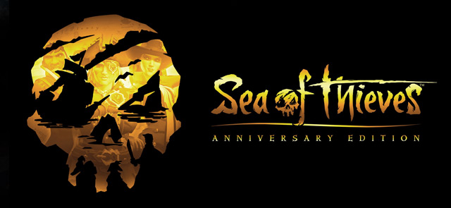 Sea of Thieves - Anniversary Edition (Xbox One / Windows 10)
