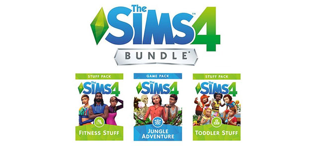 The Sims 4 - Bundle Pack 6