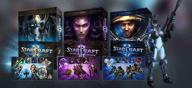 StarCraft 2: Campaign Collection